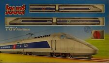 Jouef 741300 Schnellzuglokomotive Set TGV Atlantique Originalverschlossen Rare