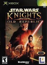 XBOX or XBOX 360 Star Wars Knights of the Old Republic ORIGINAL