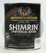 House of Kolor KBC05 Kandy Cobalt Blue Shimrin Basecoat 1 Quart