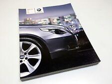 2006 BMW 5-Series Sedan 525i 530i 550i 525xi 530xi E60 Brochure
