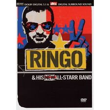 DVD RINGO & HIS NEW ALL-STARR BAND 5060009230889