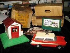 Lionel No. 68 125 310 Executive car Whistling station Bill board Planning Book