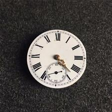 VINTAGE 34.56MM SWISS HUNTING CASE POCKETWATCH MOVEMENT