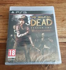 The Walking Dead Season Saison 2 Two Jeu Sony PS3 Playstation 3 Neuf Blister VF