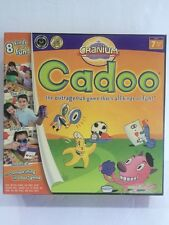 Cranium Cadoo the Outrageous Game that's All Kinds of Fun! 8 Kinds of Fun!