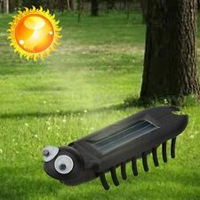 Cute Amazing Solar Power Energy Multiped Crawling Insect Educate Fun Gadget Toy