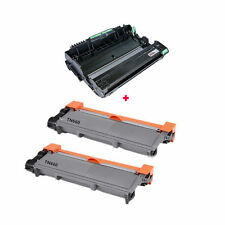 3PK for Brother ( 2TN660+DR630) Toner & Drum DCP-L2520,DCP-2540.HL-L2300 TN630