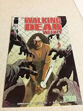 The Walking Dead Weekly #31 (August 3, 2011) 1st Print! Never Read! NM 9.4+