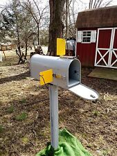 Mail Alert Flag-MADE in USA!  FITS ALL MAILBOXES! Mailbox NOT included! FREESHIP
