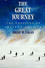 Great Journey Peopling Ancient America Bering Strait Paleo-Indian Siberia Genes