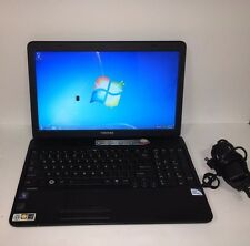 "TOSHIBA SATELLITE C655-S5049 15.4"" Intel Celeron 2.2GHz, 2GB RAM, ""320GB HDD"""
