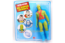 Retro-Action DC Super Heroes Martian Manhunter Collector Figure - Series 4 New