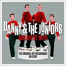 Greatest Hits - Danny & The Juniors (2015, CD NEUF)2 DISC SET
