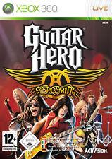 Guitar Hero Aerosmith Xbox 360-Pal-Import-Nuevo Caja Sellada El Juego Solo