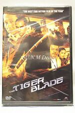 the tiger blade ntsc import dvd English subtitle