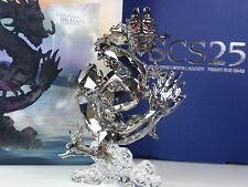 Swarovski SCS 2012 Jubilee Edition Dragon MIB #1096752
