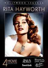 Hollywood Legends: Rita Hayworth - 4 Movie Collection - ***NEW FACTORY SEALED***