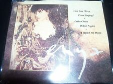 Enya How Can I Keep from Singing (German) CD Single