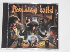 RUNNING WILD -Black Hand Inn- CD JAPAN PRESSUNG