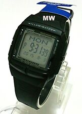 CASIO DB-36-1A DB36 Alarms Stopwatch Dual Time Telememo 30 Mans Kids RESIN WATCH