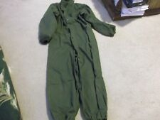 US MILITARY MECHANICS COVERALLS COLD WEATHER SIZE SMALL