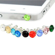 10 x Earphone Jack Dust Plug Cover for Mobile Phone iPhone 4/5 iPad 2/3 Nokia
