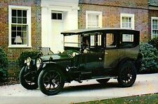 1916 Packard Twin Six Limousine Brewster, Transportation Automobile Car Postcard