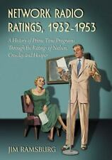 Network Radio Ratings, 1932-1953: A History of Prime Time Programs Through the R