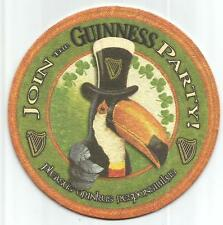 15 Join The Guinness Party Beer Coasters