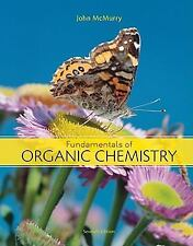 Fundamentals of Organic Chemistry by John E. McMurry 7th Intl Softcover Ed Same
