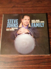 Steve Johns Family Cd featuring Dave Styker Bob Devos
