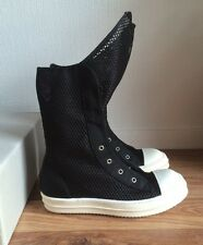 Rick Owens DRKSHDW Meshed Trainers UK 8 EU 42 US 9 RRP £380