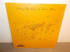* Navajo Gift Songs & Round Dance . Bonnie . Indian House . Shrink Wrap . LP