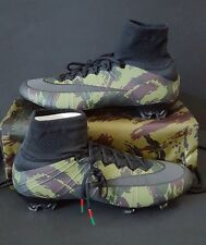 Nike Mercurial Superfly SE FG 835363-300 Camo Pack soccer cleats cr 7 Size 10