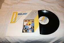 """Duran Duran 12"""" Import Single with Original Cover-IS THERE SOMETHING I SHOULD KN"""