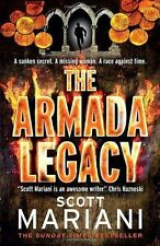 Mariani, Scott The Armada Legacy (Ben Hope 8) Very Good Book
