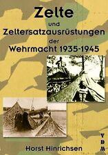 Zelte und Zeltausrüstung der Wehrmacht 1935-1945, 2.WK Orig.Foto Selten