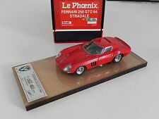 1/43 Le Phoenix Ferrari 250 GTO 64 Stradale chassis 5571gt    no amr m111