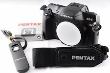 Excellent++++ Pentax MZ-S 35mm SLR Film Camera Black from Japan #658