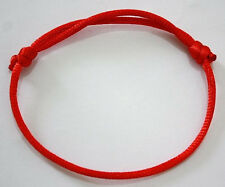 4X Handmade Kabbalah Red String Bracelet Evil Eye Jewelry Kabala New