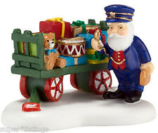 Dept. 56 Christmas Toys On Schedule North Pole Retired New in Box 4030723