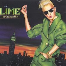 Greatest Hits by Lime (CD, Aug-1989, Unidisc)