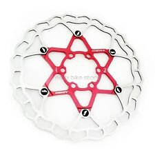 ASHIMA The World's Lightest Rotor AiNEON Disc Rotor 160mm RED 71g Bike
