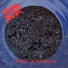 MORBID ANGEL - Altars of Madness LP - Death Metal Classic - SEALED new copy 180