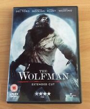The Wolfman - Extended Cut (Universal Horror)