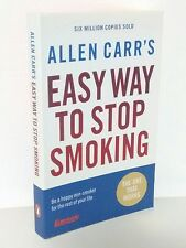 Allen Carr's Easy Way to Stop Smoking Paperback Book