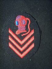 ORIGINAL WWII GERMAN NAVY SALVAGE DIVERS SLEEVE PATCH