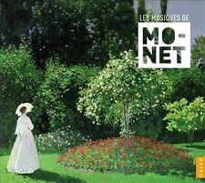 Musiques De Claude Monet, New Music
