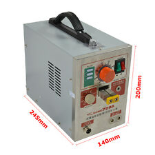 2in1 1.9kw Spot Welder Soldering Iron Staion 709A Battery Welding Machine 60A