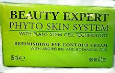 Beauty Expert Phyto Skin System Plant Stem Cell Technology Refinishing Eye Cream